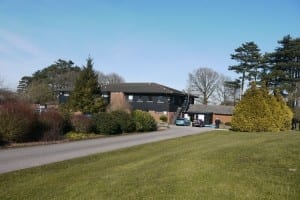 Hazlemere Golf Club Go Green. Heppelthwaite green building solutions. Heppelthwaite the red van plumbers. OkoFen Biomass