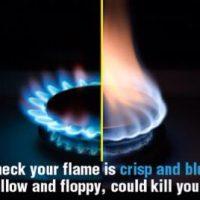 7 Gas Safe Tips