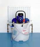 central heating power flush