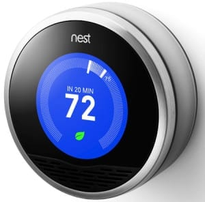 Nest Wireless Thermostatic Controls product
