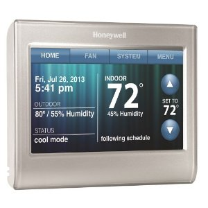 thermostat and controls