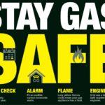 Dangers of gas appliances