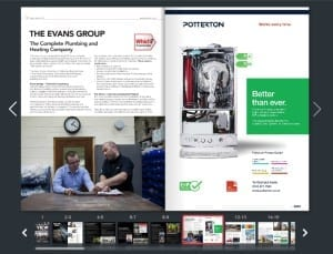 Construction View Magazine page 1 and 2 screen grab