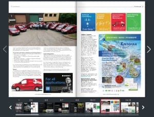 Construction View Magazine page 3 and 4 screen grab