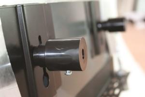 mounting on glass radiator