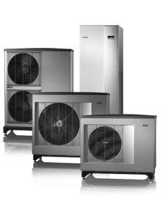 Air source heat pump NIBE
