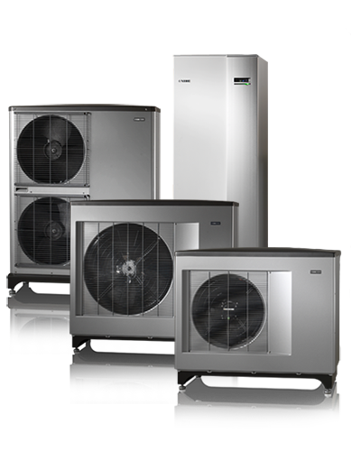 Air source heat pump NIBE