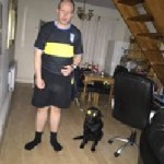 Daniel Evans - Charity run for Guide Dogs