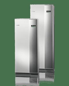 Gound-source-heat pump NIBE