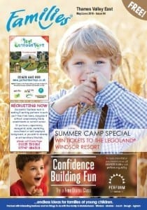 Thames Valley East Families magazine