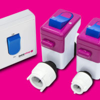 surestop switches to fix a leaking pipe