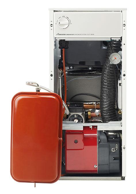 worcester oil boiler