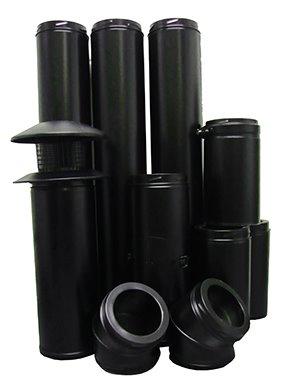 Black Chimney System